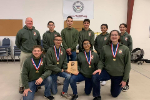 KHS State rifle team