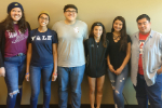 Seniors at Kofa who have received top scholarship awards