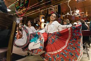 Kofa Folkloric Club at Lute's Casino