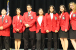 Region 1 SkillsUSA officers