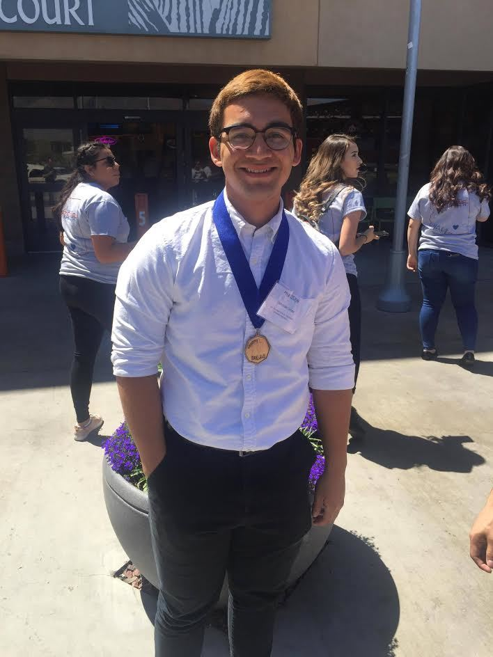 SLHS Student heading to International HOSA Competition