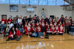 Dance and unified sports classes together