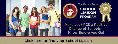 School Liaison Program image