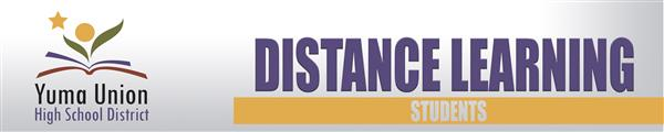 Distance learning with logo
