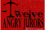 "Cibola Drama Department presents ""12 Angry Jurors"""