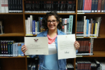 Cibola's Jillian Kravitz is awarded President's Volunteer Service Award