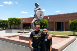 Cibola Seniors sign with Westcliff University for Track & Field
