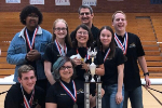 Cibola Academic Decathlon takes 2nd place