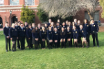 Cibola FFA participates in Spring Career Developments Events Conference at the University of Arizona