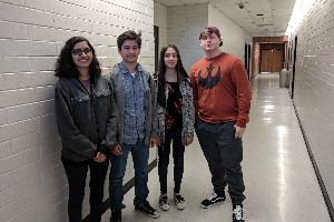 Cibola Band Represented at Honor Band Event