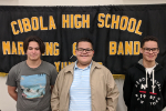 Cibola Band students selected for All Region Honor Ensemble