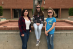 Three Cibola students win at SARSEF