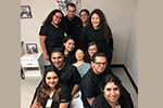CHS Nursing 2 students