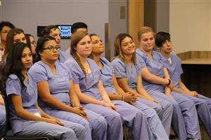 Gila Ridge nursing students