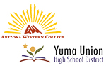AWC and YUHSD logos