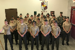 KHS Group Shot of JROTC