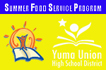 D1 and YUHSD logos