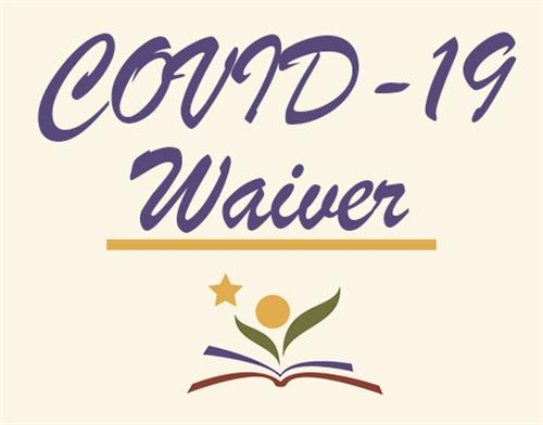 COVID waiver link
